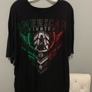 American Fighter Tee 🇮🇹
